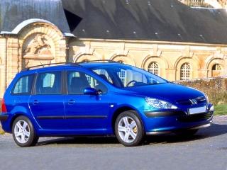 Peugeot 307 Usato 1.6 16V HDi FAP 110CV Station XS