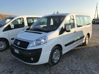FIAT Scudo 2.0 MJT/130 PL Panorama Family 8 posti