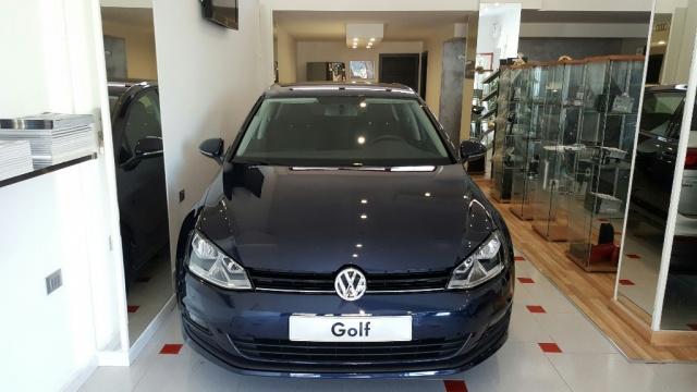 VOLKSWAGEN Golf 1.6 TDI Tech & Sound BMT Immagine 1