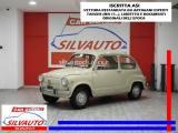 FIAT 600 600 D FANALONA - ISCRITTA ASI