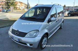 Mercedes vaneo usato 1.7 cdi cat trend autocarro (n1)