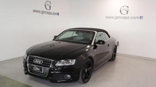 Audi a5/s5/cabrio usato a5 cabrio 2.0 tdi f.ap. ambition