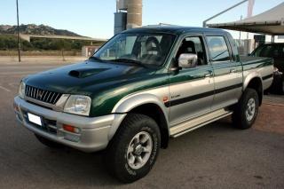 Mitsubishi l200 usato 2.5 tdi 4wd double cab pup. gls t.