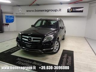 Mercedes classe glk usato glk 220 cdi 4matic blueeff. premium