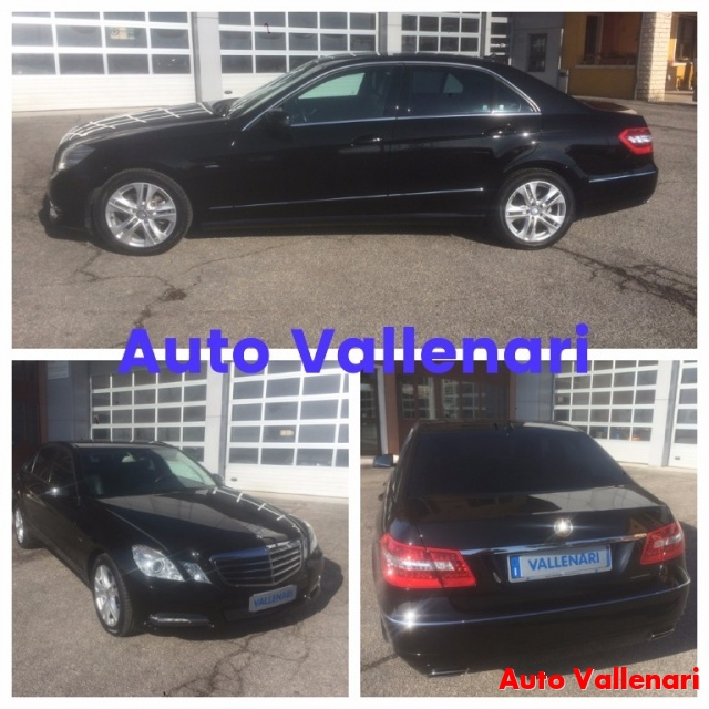 MERCEDES-BENZ E 220 CDI BlueEFFICIENCY Avantgarde Immagine 1