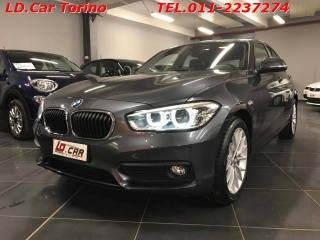 BMW 116 D 5p. Business Usata