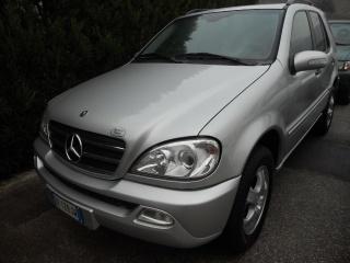 Mercedes classe m usato ml 270 turbodiesel cat cdi se leather