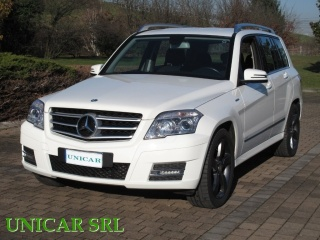 Mercedes classe glk usato glk 220 cdi 4matic blueefficiency sport