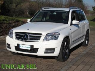 Mercedes classe glk usato glk 220 cdi 4matic blueefficiency sport