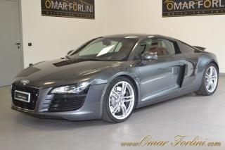 Audi r8 usato 4.2fsi v8 q.r-tr.navi cam b&o carbon look km89.000