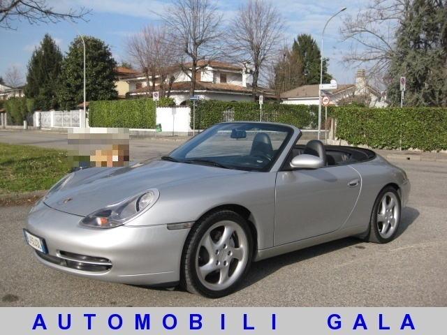 PORSCHE 911 Carrera 4 cat Cabriolet UNICO PROPRIETARIO Immagine 0