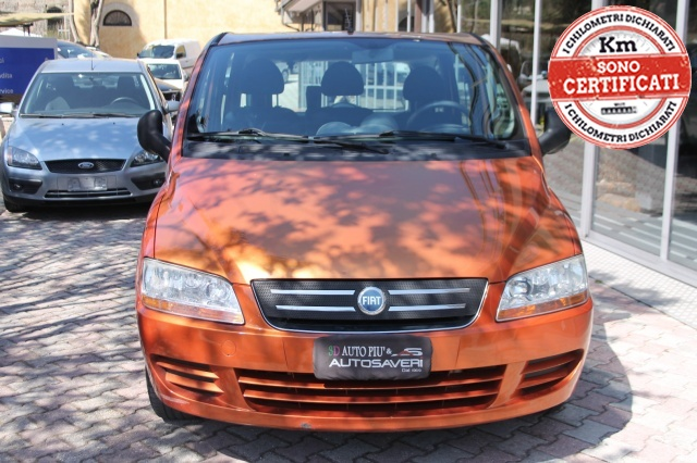 FIAT Multipla 1.6 16V Natural Power Dynamic Immagine 0