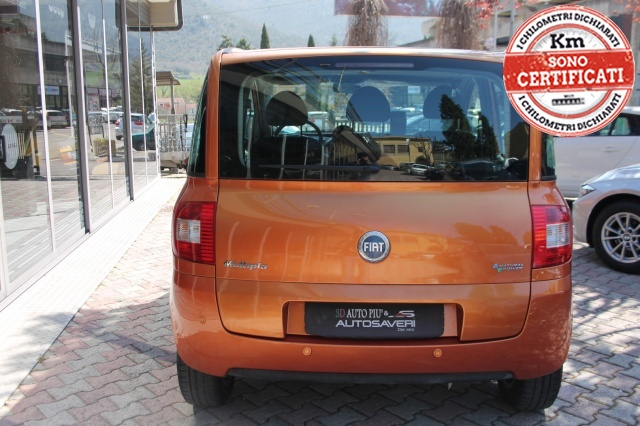 FIAT Multipla 1.6 16V Natural Power Dynamic Immagine 2