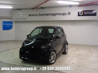 Smart fortwo 2 usato fortwo 1000 75 kw coupé brabus xclusive