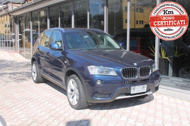 BMW X3 xDrive20d *navi *pelle *pacchetto M Immagine 1