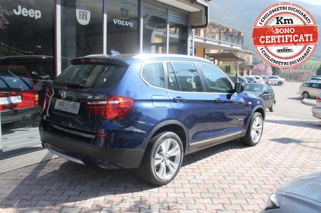 BMW X3 xDrive20d *navi *pelle *pacchetto M Immagine 3