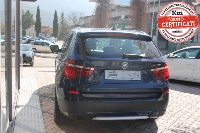 BMW X3 xDrive20d *navi *pelle *pacchetto M Immagine 4