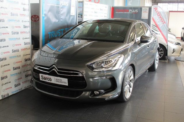 DS DS 5 Antracite metallizzato