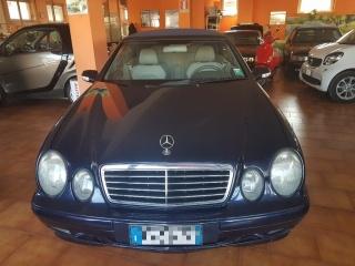 Mercedes classe clk usato clk 200 kompr. cat cabrio avantgarde...