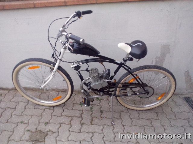 OTHERS-ANDERE OTHERS-ANDERE Schwinn Engine Cruiser Bicycles MOTORE 80cc Immagine 2