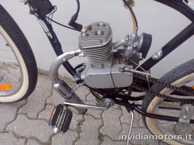 OTHERS-ANDERE OTHERS-ANDERE Schwinn Engine Cruiser Bicycles MOTORE 80cc Immagine 3