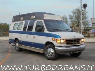 Ford econoline usato e-350 7.3 v8 powerstroke turbo diesel ex...