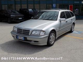Mercedes classe c usato c 200 cdi cat s.w. elegance