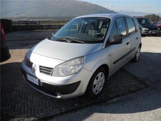 Renault mégane usato scenic 1.9 dci authentiq sconto...
