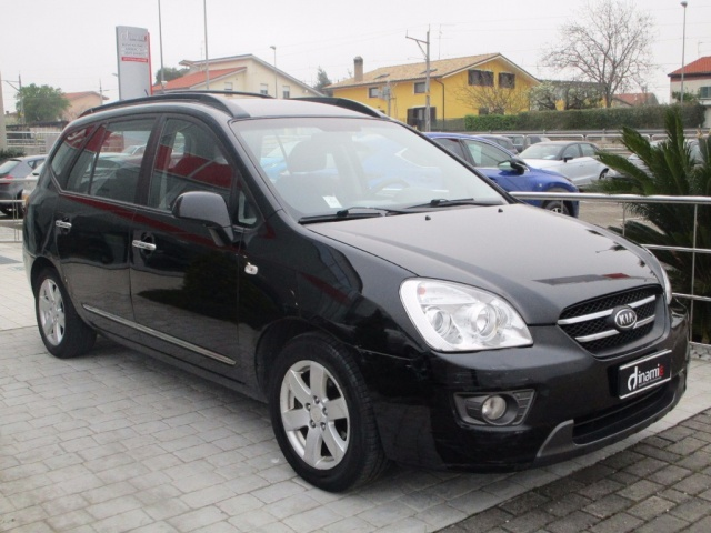 KIA Carens Antracite metallizzato