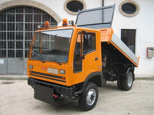 OTHERS-ANDERE Bucher  4X4 Immagine 0