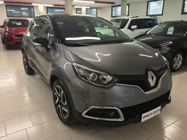 RENAULT Captur 1.5 dCi 8V 90 CV Energy INTENS Immagine 2