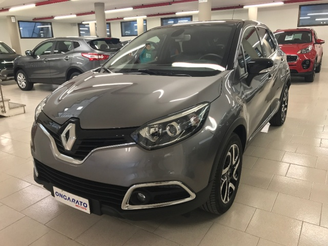 RENAULT Captur 1.5 dCi 8V 90 CV Energy INTENS Immagine 0