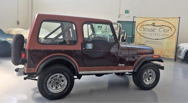 JEEP CJ-7 LAREDO AMC 304 Immagine 0