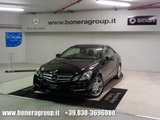 Mercedes classe e coupé usato e 350 coup