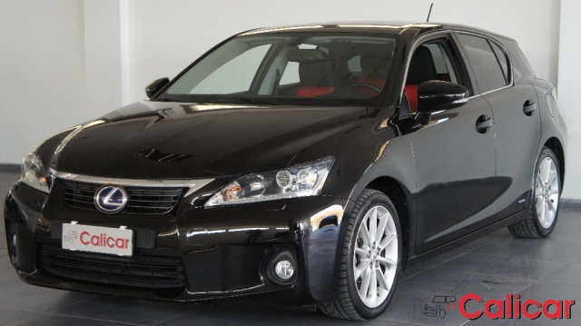 LEXUS CT 200h Absolute Black  metallizzato