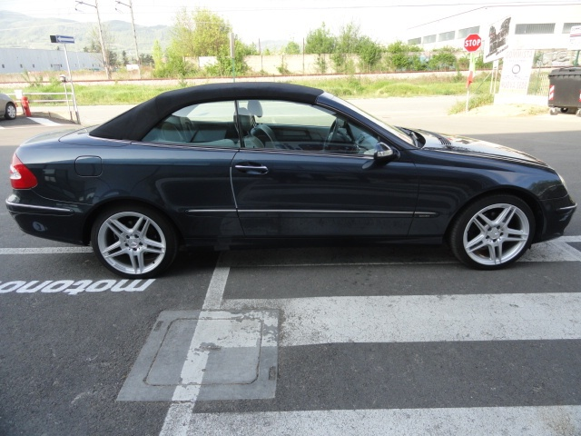 OTHERS-ANDERE OTHERS-ANDERE MERCEDES CLK CABRIO KOMPRESSOR ELEGANCE GPL Immagine 2