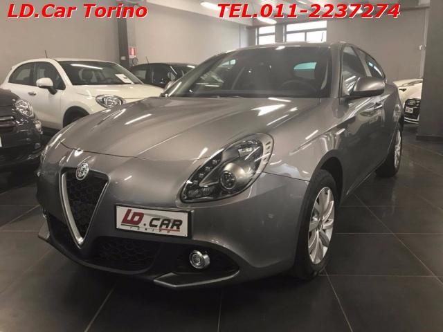 auto usate in torino ; ALFA ROMEO Giulietta