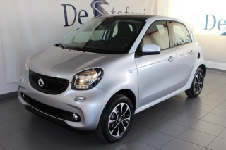 Smart forfour nuovo 70cv twinamic passion