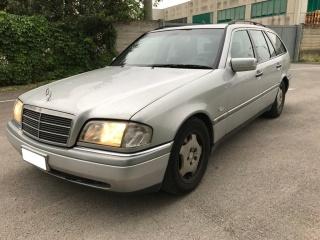 Mercedes classe c usato c 220 diesel cat station wagon classic