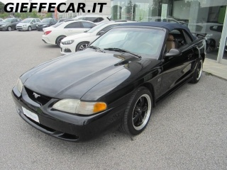 Ford mustang usato gt cabrio 5000