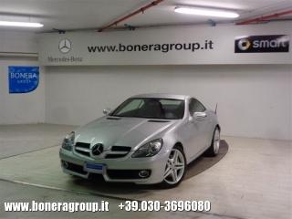 Mercedes Classe SLK   (R171)                      Usato SLK 200 Kompressor cat Sport