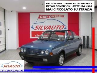 Fiat Ritmo Epoca 100S CABRIO PALINURO BERTONE - NUOVA - KM0