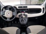 Fiat Panda New 1.2 69 Cv Lounge 5°posto+ruotino+fendi - immagine 2