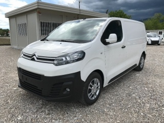 CITROEN Jumpy CLUB BLUE HDI 1.6 PASSO MEDIO