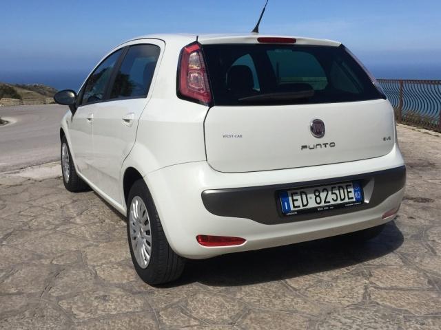 FIAT Punto Evo 1.3 Mjt 90CV 5 porte 4 posti autocarro Immagine 3