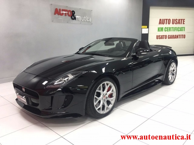 JAGUAR F-Type Nero metallizzato