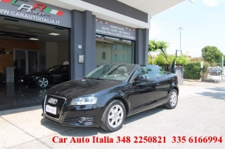 Audi a3 2 usato a3 cabrio 1.6 tdi cr f.ap. ambition