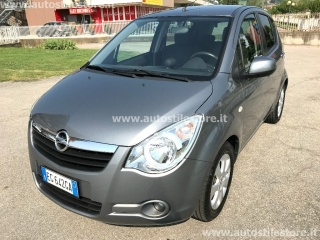 Opel agila 2 usato agila 1.2 16v 86cv gpl-tech enjoy