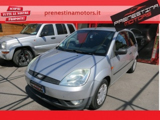 Ford fiesta 4 usato fiesta 1.4 tdci 3p. ghia