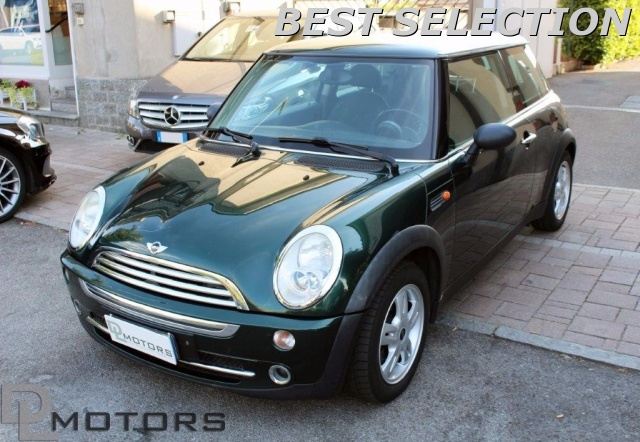 MINI One Verde metallizzato